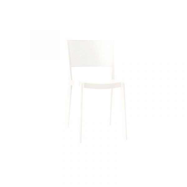 Krzesło Spot białe DK-41649
