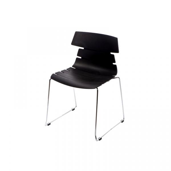 Krzesło Techno SL czarne DK-41145