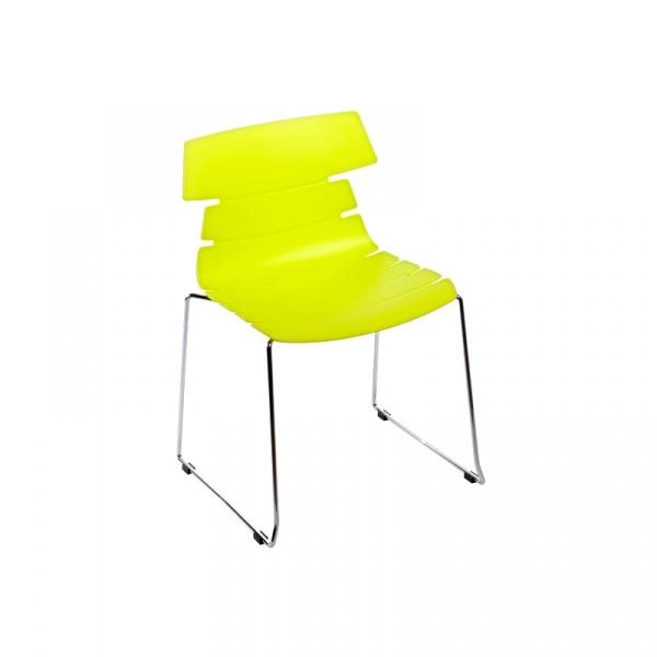 Krzesło Techno SL zielone DK-41157