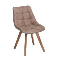 Krzesło Woody D2 beżowe