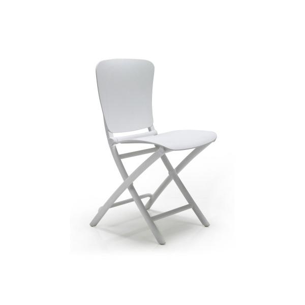 Krzesło Zac białe DK-25385