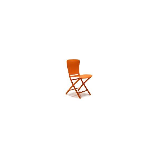 Krzesło Zac pomarańczowe DK-25589