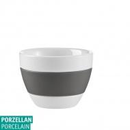 Kubeczek do espresso 40ml Koziol AROMA biały/ciemny szary KZ-3562342