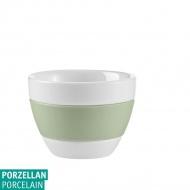 Kubeczek do espresso 40ml Koziol AROMA biały/eukaliptusowa zieleń KZ-3562344