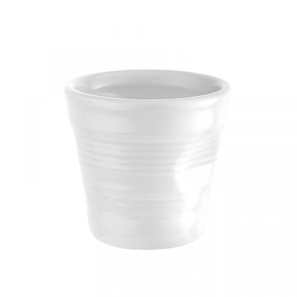 Kubek 0,2 l Top Moka Colore biały TM-0040W