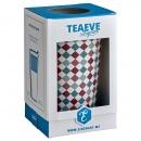 Kubek 350 ml z zaparzaczką do herbaty Eigenart Słodkie romby EA-3659811
