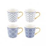 Kubek 400 ml porcelanowy Maroco wzór wysyłany losowo