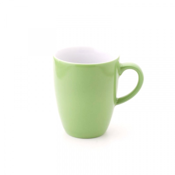 Kubek do caffe macchiato 0,28 l Kahla Pronto Colore zielony KH-575323A72131C