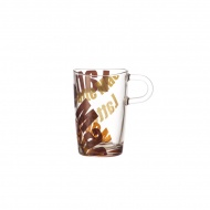 Kubek Latte Macchiato 365 ml Leonardo Loop