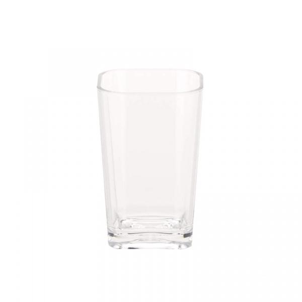 Kubek łazienkowy 12 cm Kela Kristall KE-21901