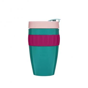 Kubek plastikowy 0,4 l Sagaform Cafe zielony