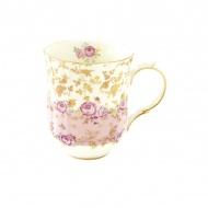 Kubek porcelanowy 0,28L Nuova R2S Heritage różowy