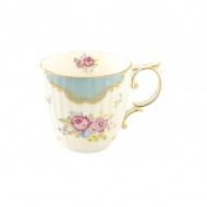 Kubek porcelanowy 0,325L Nuova R2S Heritage niebieski