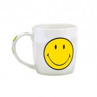 Kubek porcelanowy 350 ml ZAK!DESIGNS Smiley biały