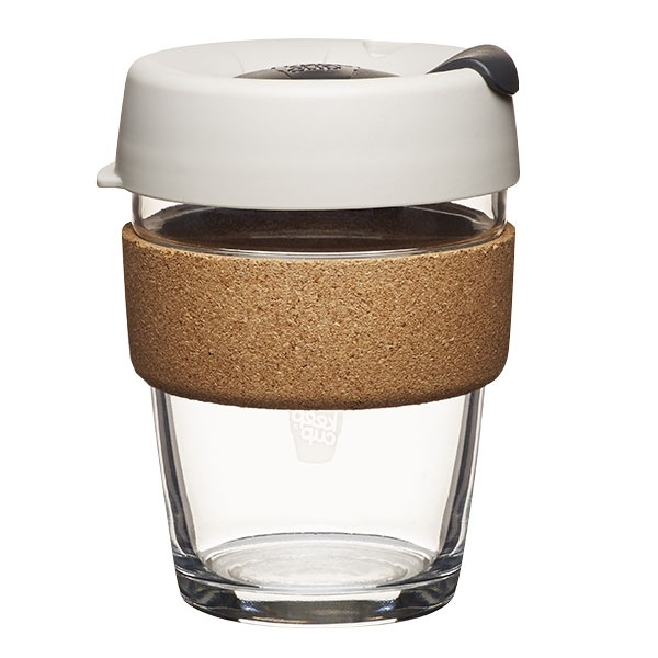 Kubek termiczny 0,34 l KeepCup Brew Cork Filter  CD-MBCOR12 FI
