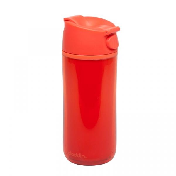 Kubek termiczny 0,35 l Aladdin Flip & Sip czerwony AL-10-01503-009