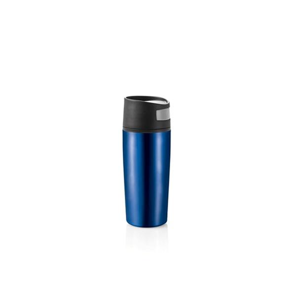 Kubek termiczny 0,4 l Xdmodo Auto niebieski XD-P432.455