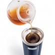 Kubek termiczny 260 ml ICED COFFEE MAKER Zoku czerwony ZK121-RD