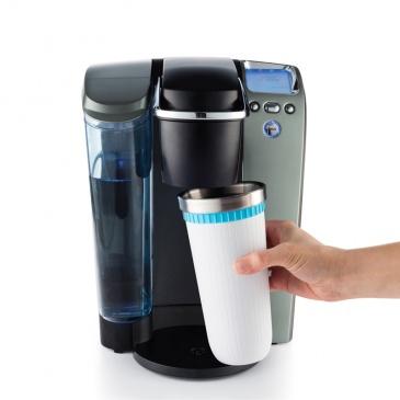 Kubek termiczny 260 ml ICED COFFEE MAKER Zoku turkusowy
