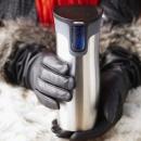 Kubek termiczny 470 ml Contigo West Loop czerwony