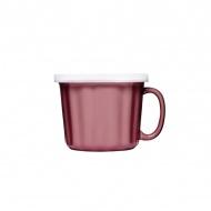 Kubek termiczny na zupę 0,5 l Sagaform Soup różowy