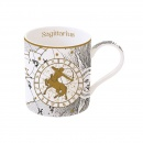 Porcelanowy kubek Strzelec 350ml Nuova R2S Zodiac