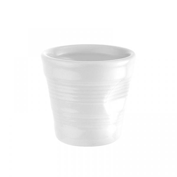 Kubki 0,1 l Top Moka Colore 6 szt. białe TM-0026W