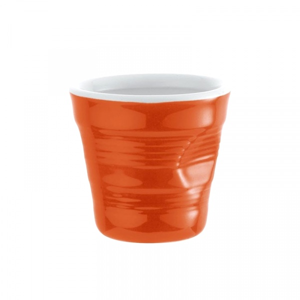 Kubki 0,1 l Top Moka Colore 6 szt. pomarańczowe TM-0026O