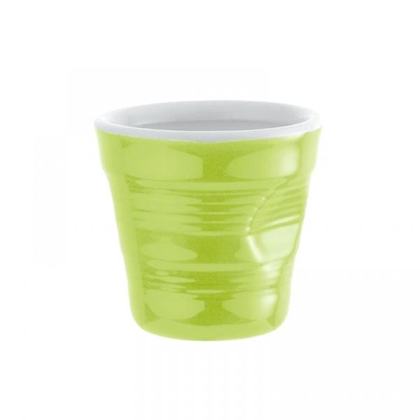 Kubki 0,1 l Top Moka Colore 6 szt. zielone TM-0026G