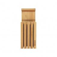 KYO - Bambusowy blok do noży