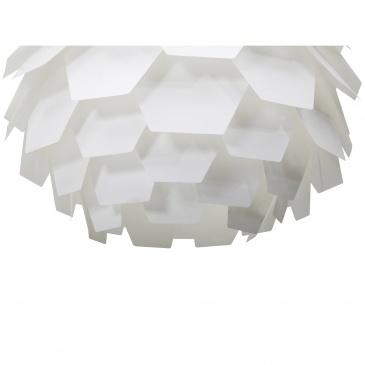 Lampa wisząca Provenzano duża biała