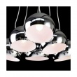 Lampa Chromowane Perły śr. kul 20 cm DK-9603