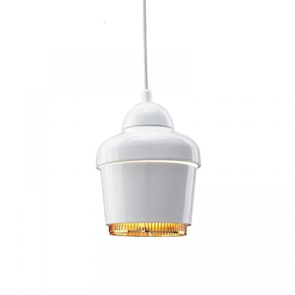 Lampa King Bath Bell biała SY-MD21030-1-180.WHITE