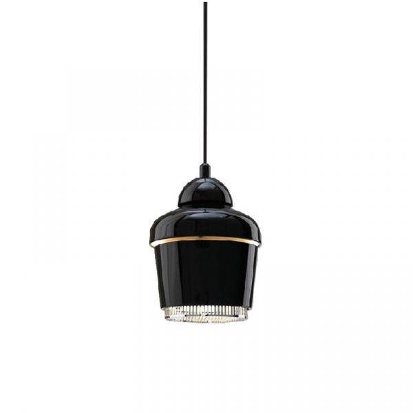 Lampa King Bath Bell czarna SY-MD21030-1-180.BLACK