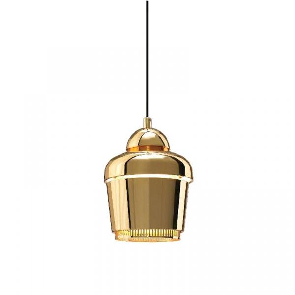 Lampa King Bath Bell złota MD21030-1-180.ZLOTA