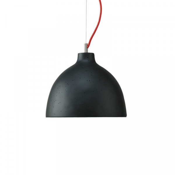 Lampa King Bath Concreto czarna MD30190-1-290.BLACK