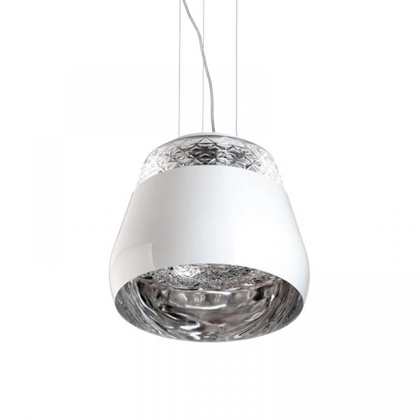 Lampa King Bath Decorado 21 biała SY-MD10670-1-210.WHITE