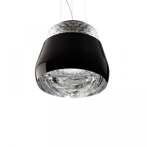 Lampa King Bath Decorado 21 czarna MD10670-1-210.BLACK
