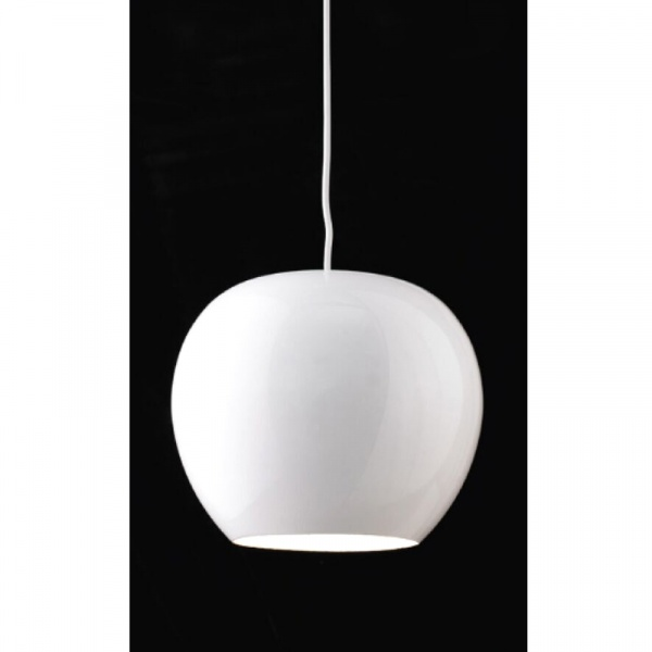 Lampa King Bath Manzana biała MD20950-1-250.WHITE