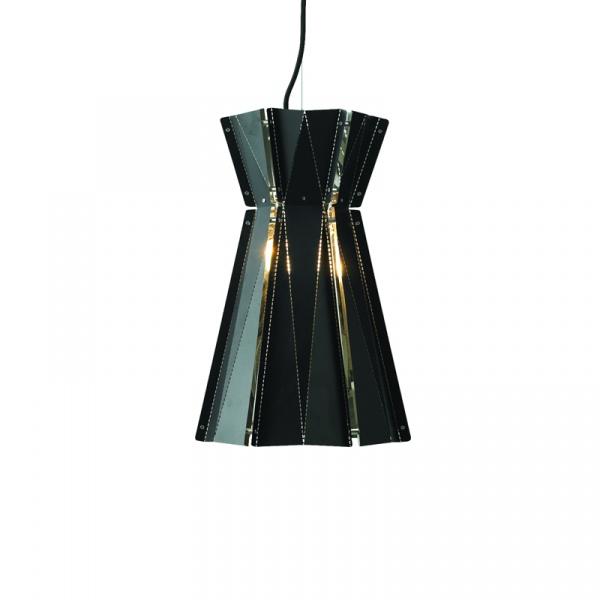 Lampa King Bath Origami 25 czarny mat MD20970-1-250.CZARNA