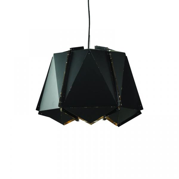 Lampa King Bath Origami 40 czarny mat SY-MD20970-1-400