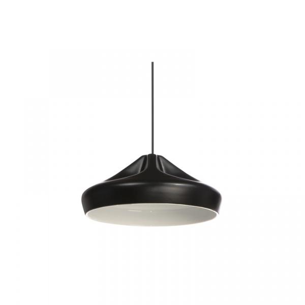 Lampa King Bath Porcell Wide czarna SY-MD8036-360