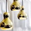 Lampa King Bath Zucca 22 złota MD20860-1-230.ZLOTA