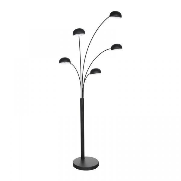 Lampa podłogowa Bush Kokoon Design czarny FL00200BL