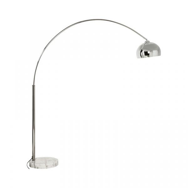 Lampa podłogowa Loft XL Kokoon Design chrom FL00060CH