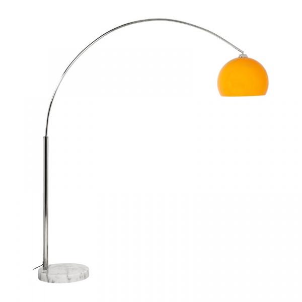 Lampa podłogowa Loft XL Kokoon Design pomarańczowy FL00070OR
