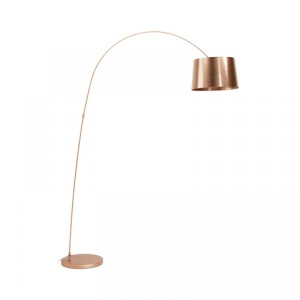 Lampa podłogowa Pillar Kokoon Design miedź FL00300CO
