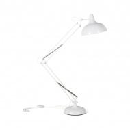 Lampa podłogowa Pix Kokoon Design biały