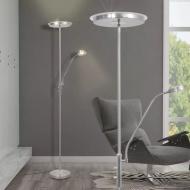 Lampa podłogowa przyciemnana LED 23 W