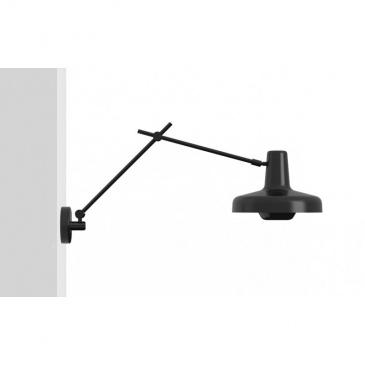 Lampa ścienna / kinkiet Arigato GrupaProducts czarna AR-W